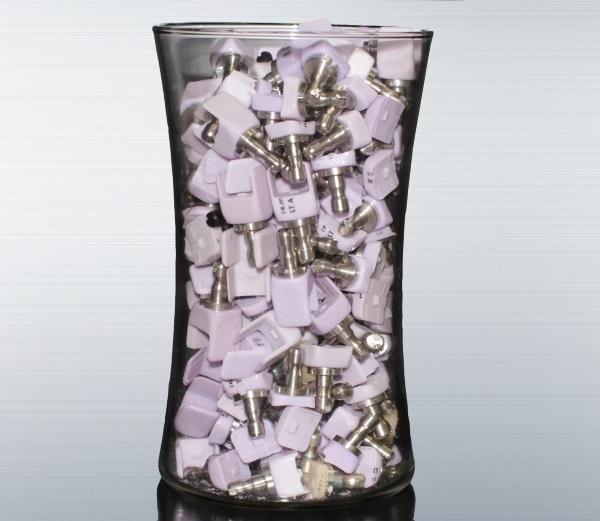 Cerec Blocks Vase