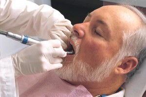 Senior Dental Check Up