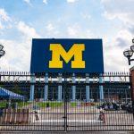 Gate at University of Michigan Stadium